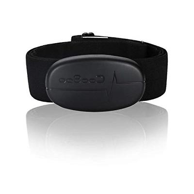 fitness tracker ant heart rate monitor chest