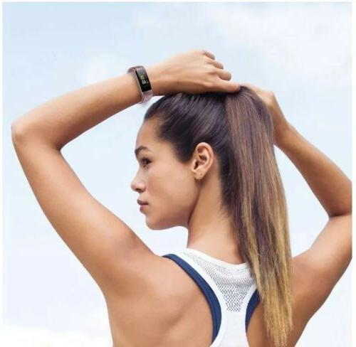 Fitness Heart Monitor Activity Tracker Connector Watch