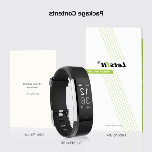 Letsfit Activity Heart Rate Monitor 14