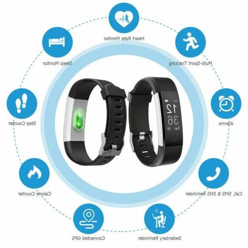 Letsfit Fitness Activity Tracker Rate