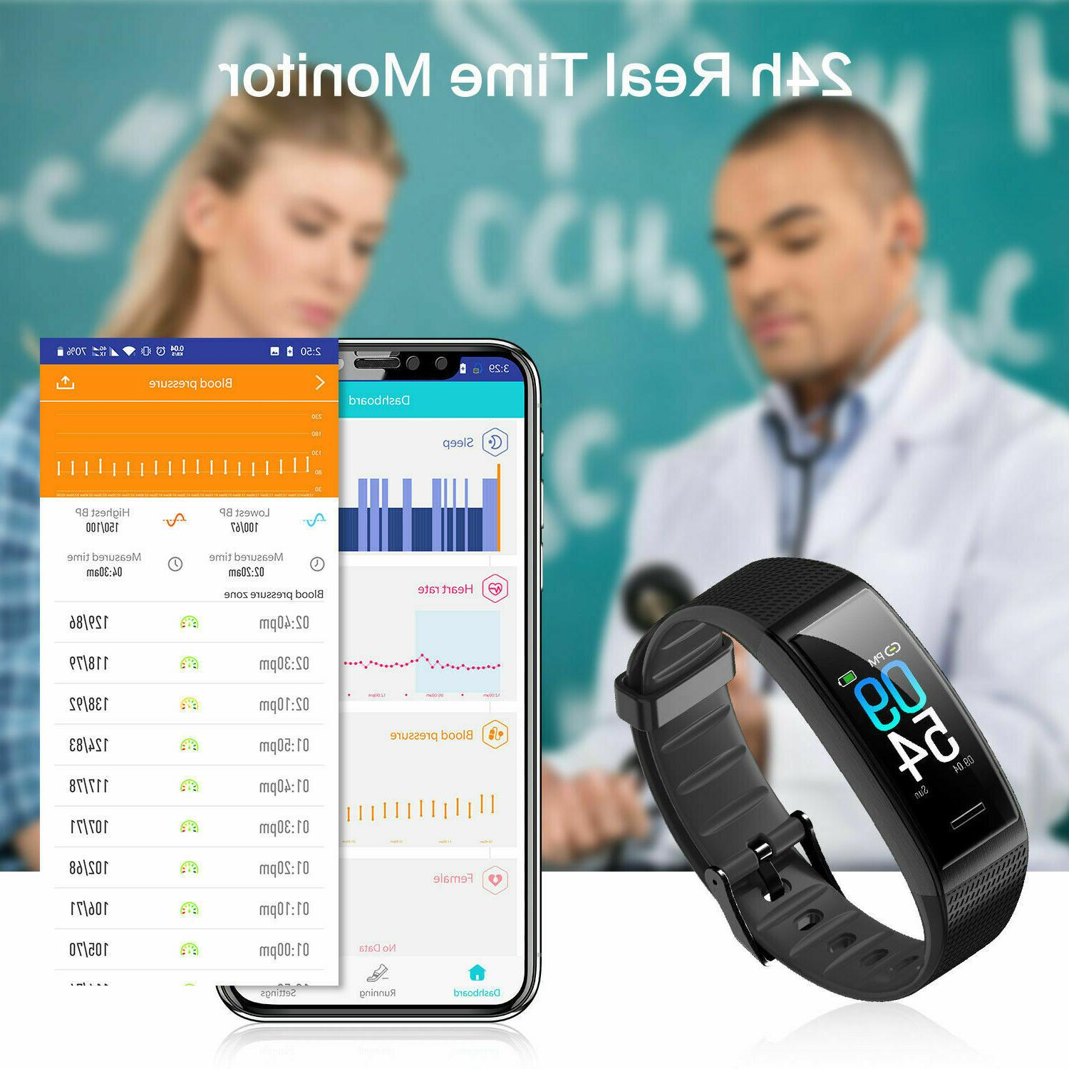 Fitness Smart Sport Watch Heart