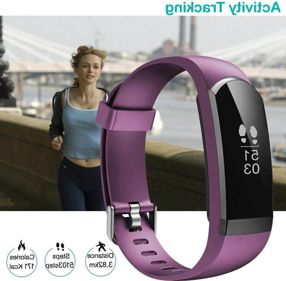 Willful Fitness Tracker, SW330 Activity Waterproof Heart Rate Monitor Sm