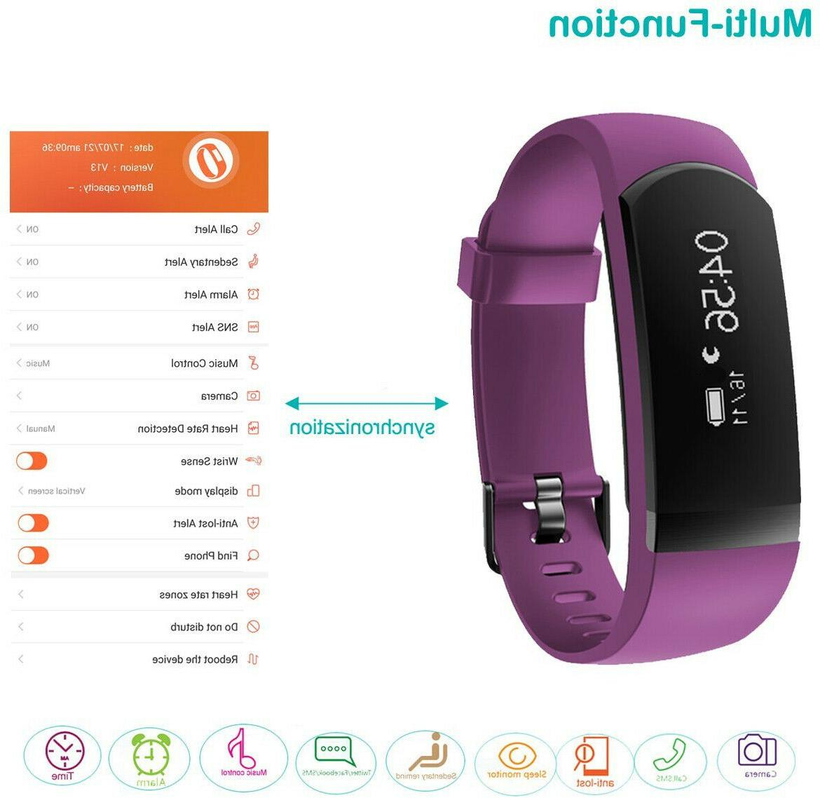 Willful Tracker, Activity Rate Monitor