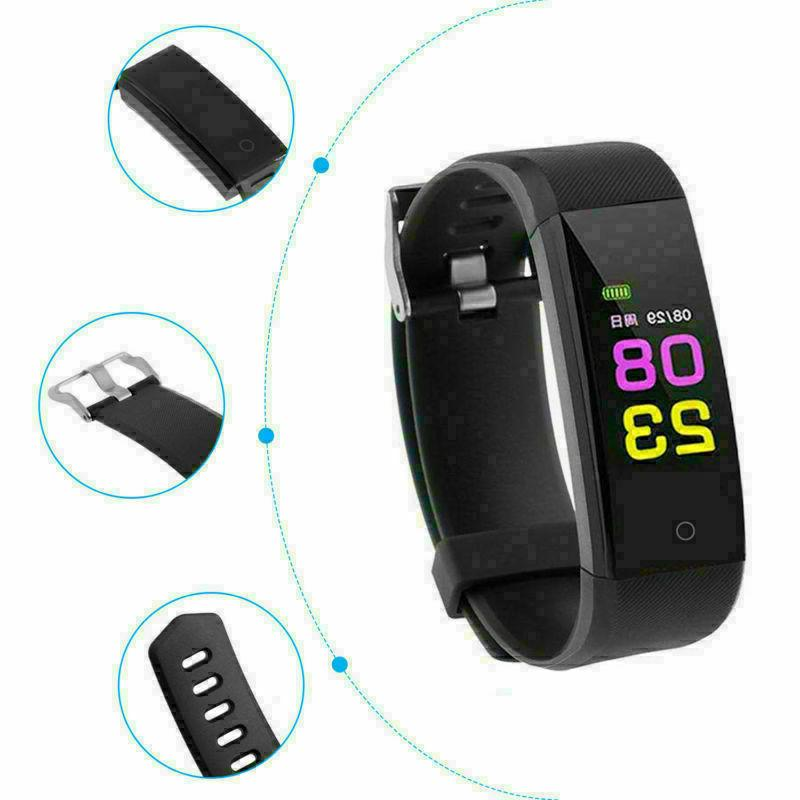 Fitness Activity Tracker IP67Water