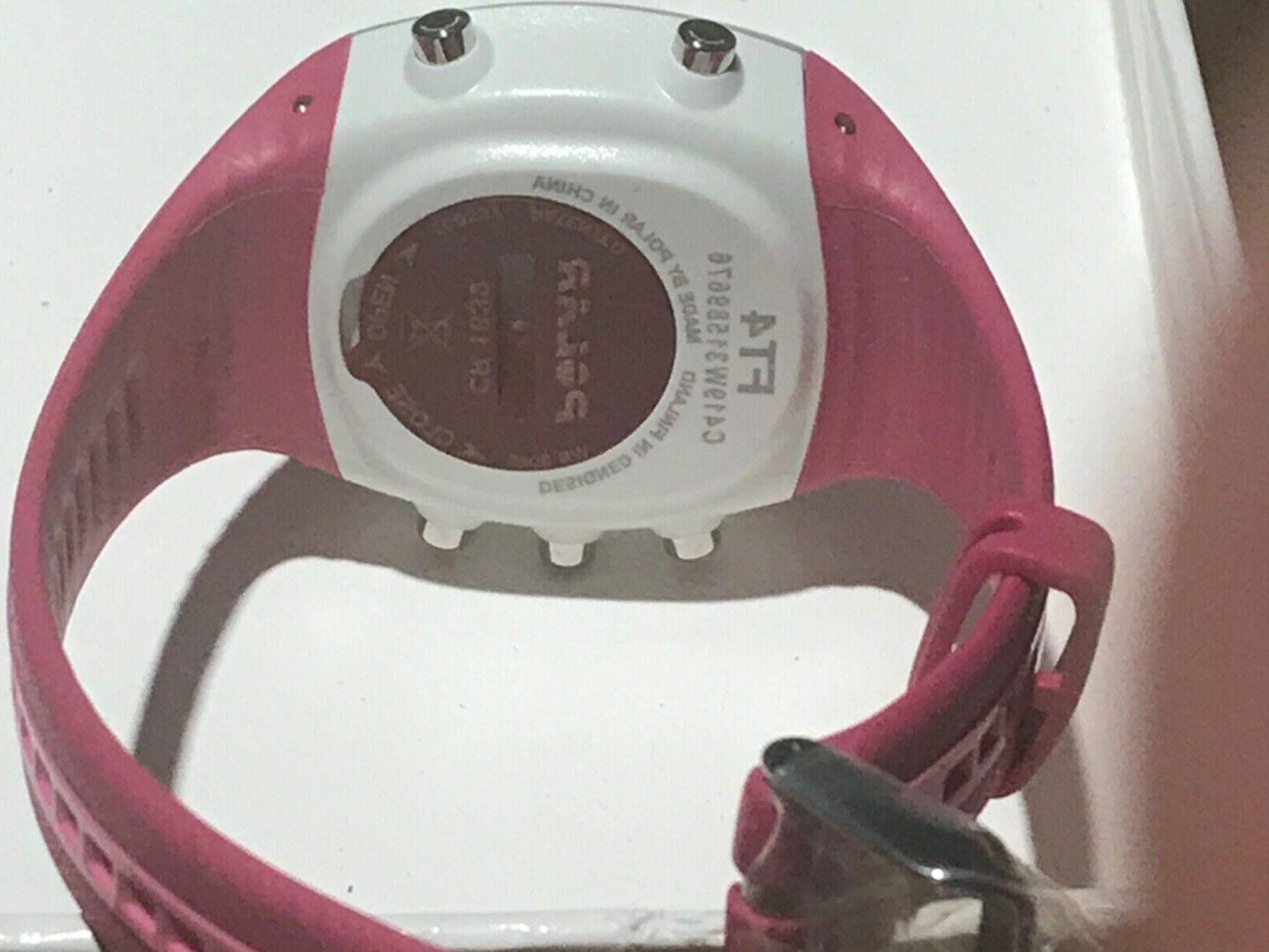 Polar Pink Rate Monitor