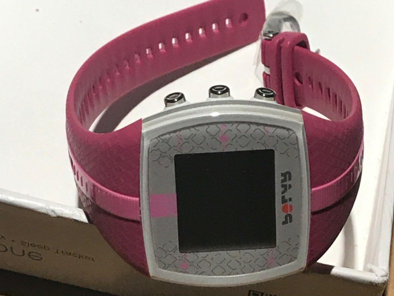 ft4 pink heart rate monitor