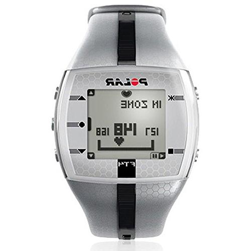 Polar FT4M Silver/Black