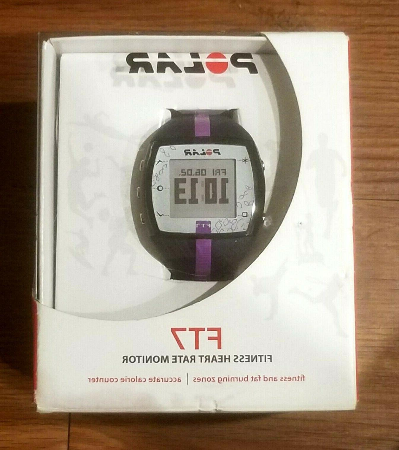 ft7 heart rate monitor watch only no