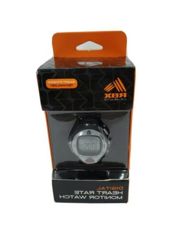 heart rate monitor watch calorie counter
