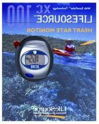 HEART RATE MONITOR XC 100
