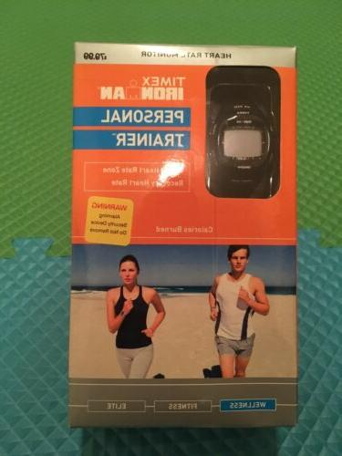 ironman personal trainer heart rate monitor t5k344m1