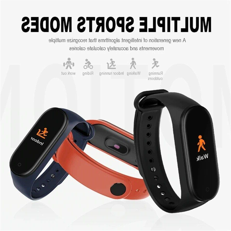 M4 Watch Heart Rate
