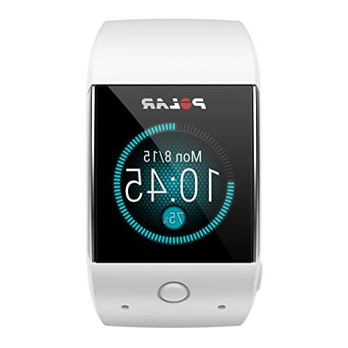 Polar M600 GPS Smart Sports Watch White
