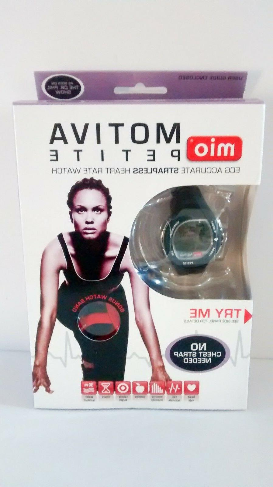 motiva ecg accurate strapless heart rate monitor