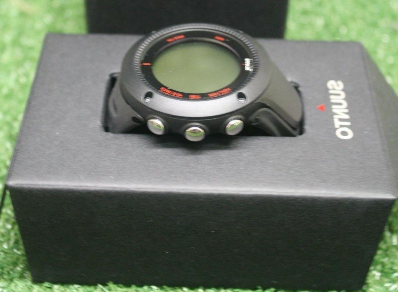 NEW! Suunto Run HR Monitor Unit, Black