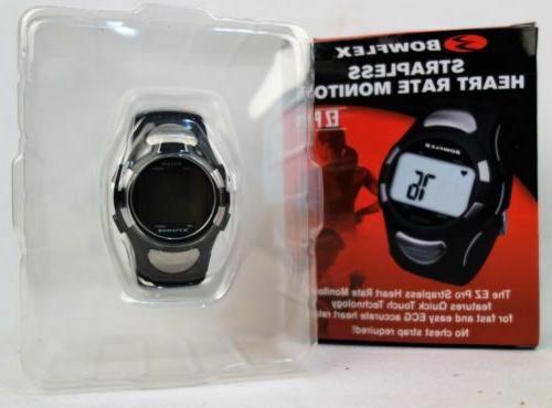 new ez pro heart rate monitor watch
