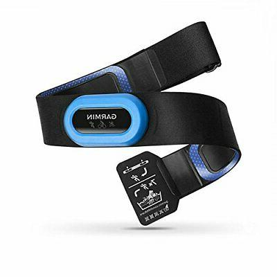 hrm tri heart rate monitor black blue