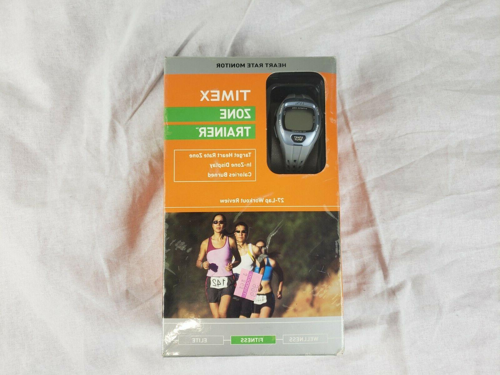 new zone trainer heart rate monitor fitness