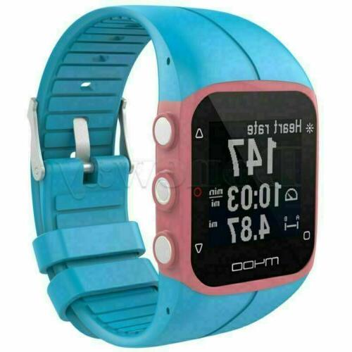 For Polar Running Watch Silicone Wristband