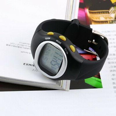 Pulse Heart Wrist Watch Sports Fitness