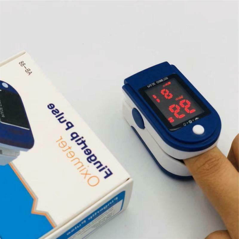 Fingertip Oxygen Rate Monitor New