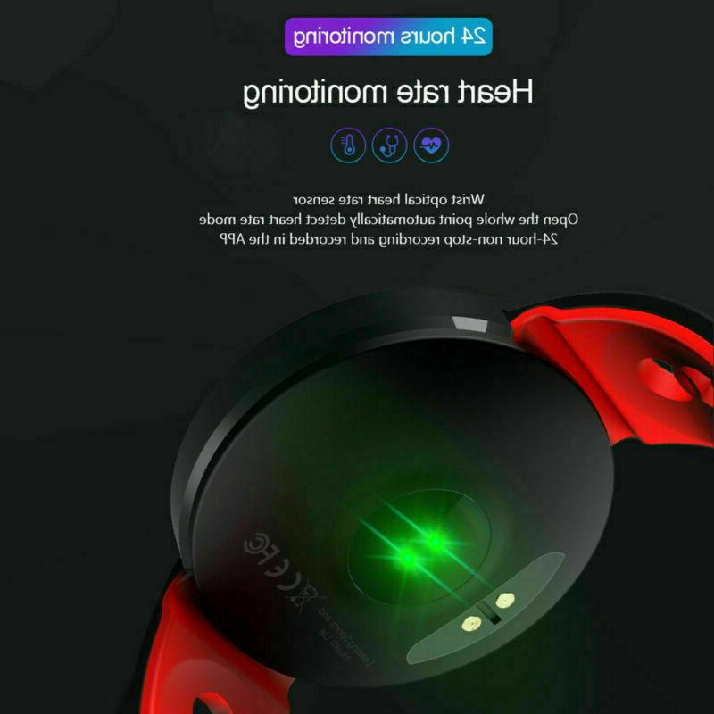 Q8 Fitness Heart Rate Oxygen