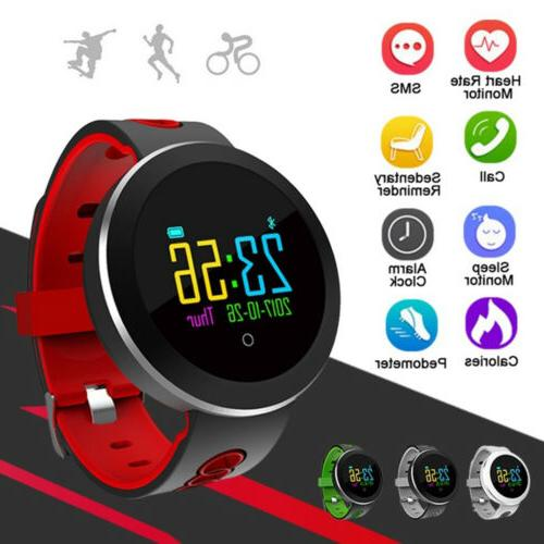 q8 bluetooth smart watch heart rate oxygen