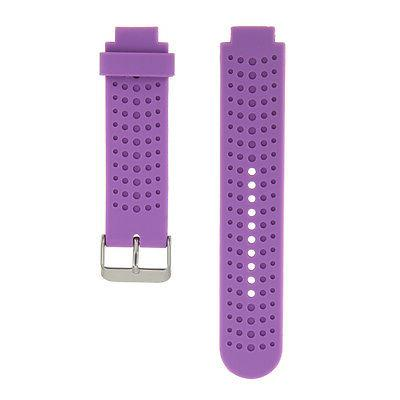 Replacement Silicone Wrist Band Strap Forerunner 220 620