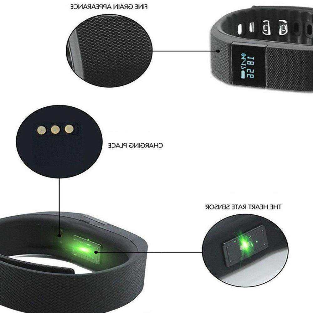 Sleep Sports Tracker Wrist Pedometer