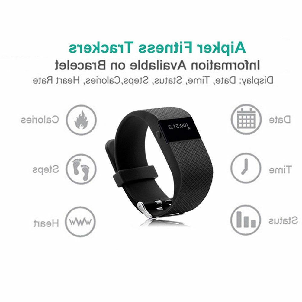 Sleep Sports Tracker Smart Band Pedometer Bracelet Watch