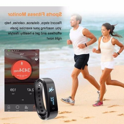 Smart Heart Rate Blood Pressure Tracker