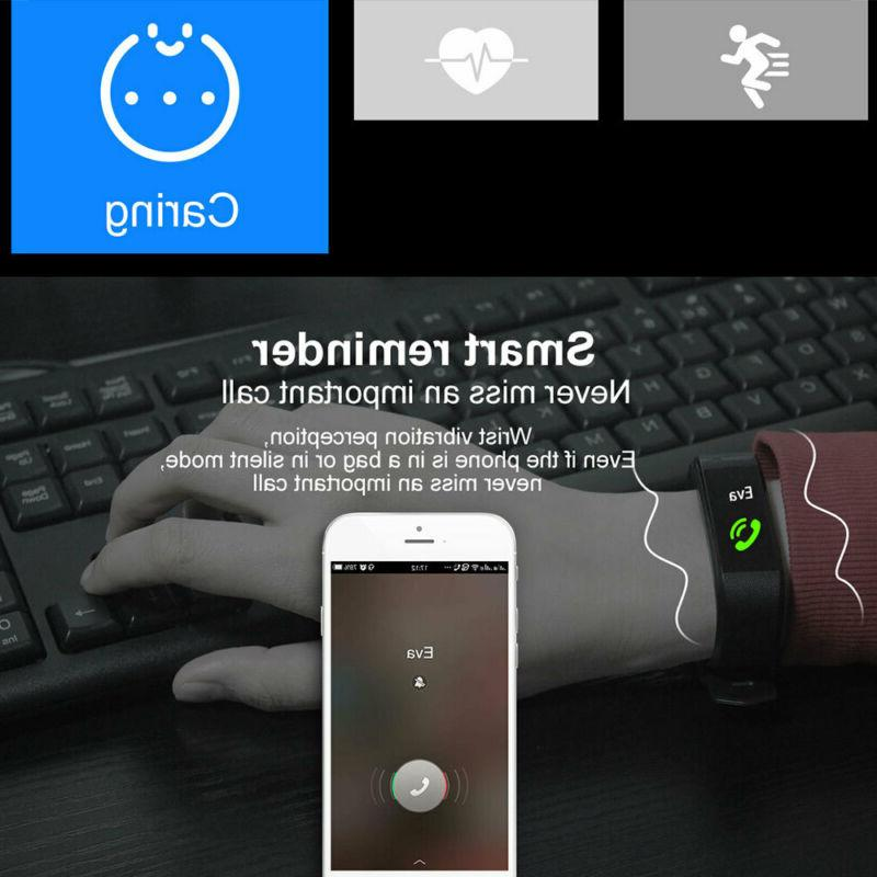 Smart Bracelet/Wristband Rate Monitor/Fitness