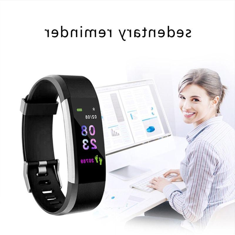 Smart Watch/Heart Monitor/Fitness Tracker/Blood