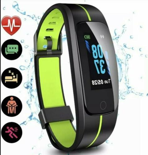 smart watch band heart rate blood pressure