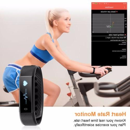 Smart Watch Bluetooth Bracelet Fitness