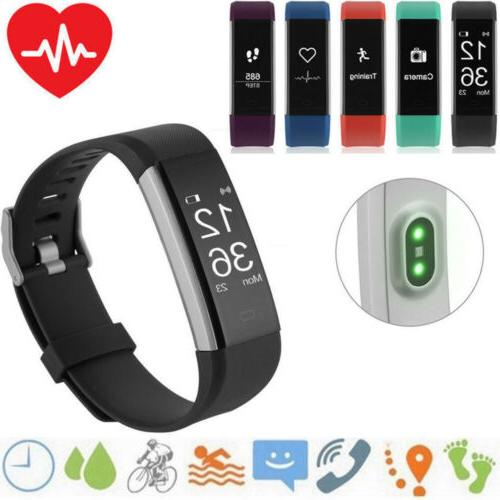 Smart Bracelet ID115 HR/Plus