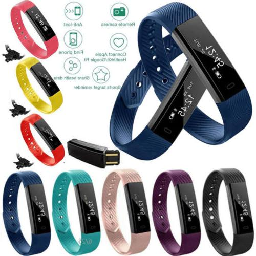 Smart Watch Bracelet Pedometer ID115