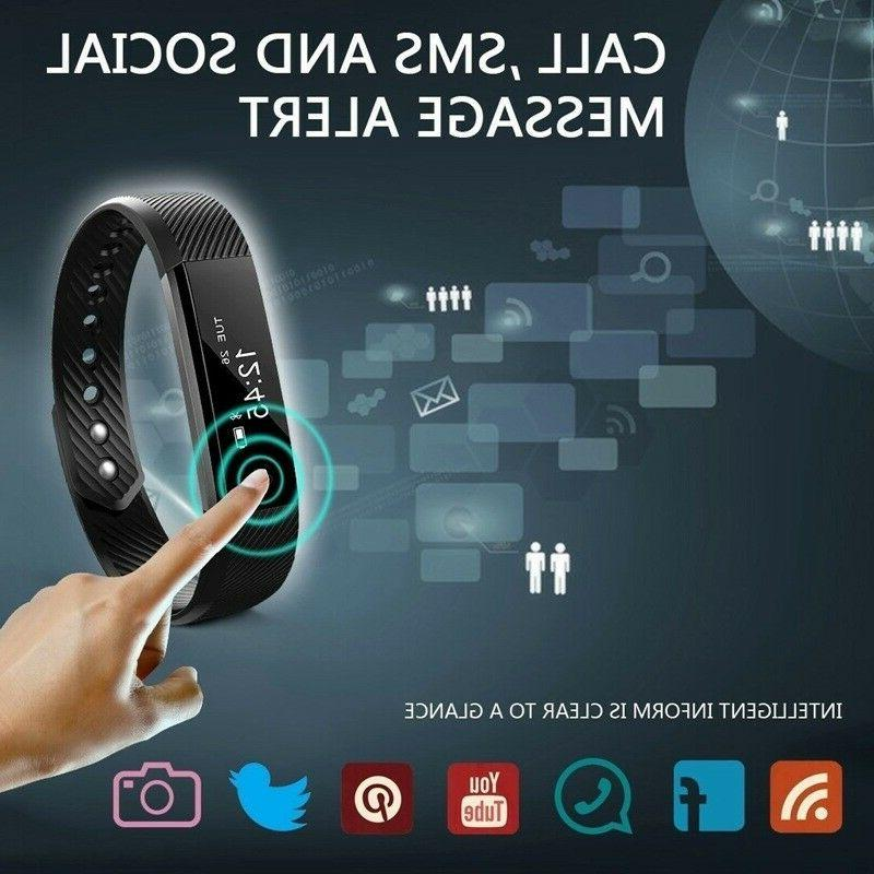 Smart Fitness Activity Rate Wristband