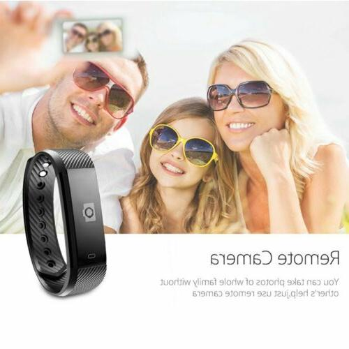 Smart Watch Fitness Activity Rate Wristband