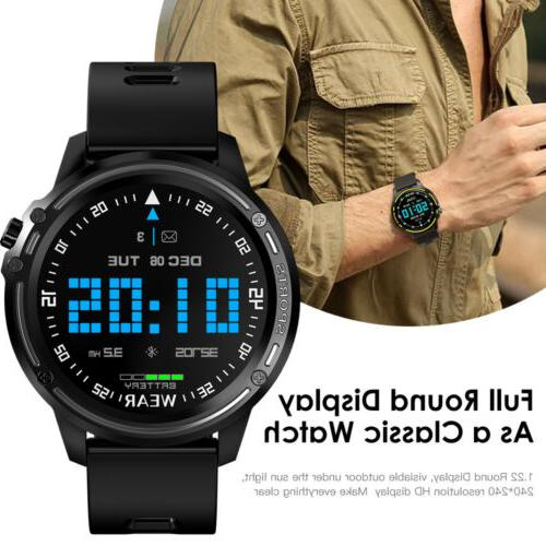 LEMFO PPG Blood Oxygen Heart Watch