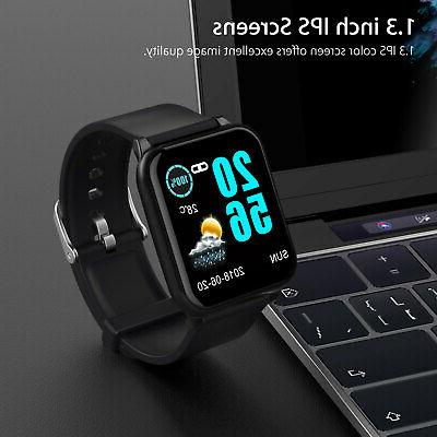 Smart Watch Heart Rate Monitor Fitness Sports