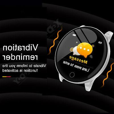 XGODY PPG Smart Watch Blood Pressure Monitor for Android iOS