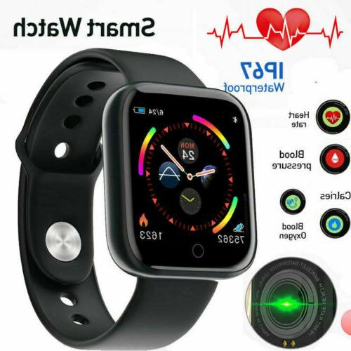 Smart Sport Fitness Tracker Step Counter Calorie Rate