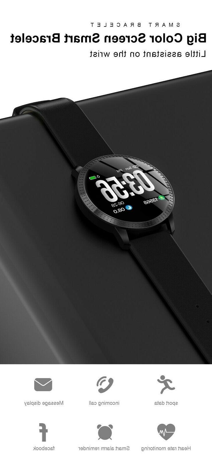 Smart Watch Rate Fitness Tracker Calorie SIM NEEDED