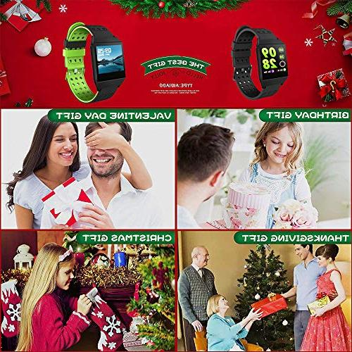 Smart Watch Heart Smartwatch with 8 Calorie Counter for Kids