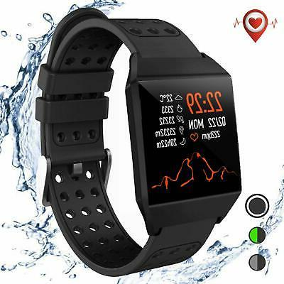 smart watch with all day heart rate