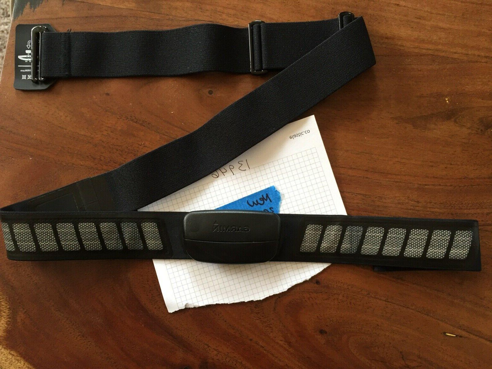 soft strap heart rate monitor chest transmitter