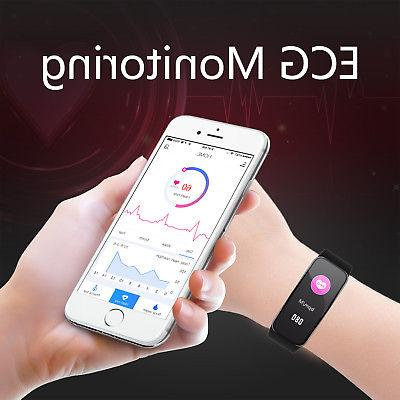 Sports Blood Monitor Fitness Smart Wrist Bracelet