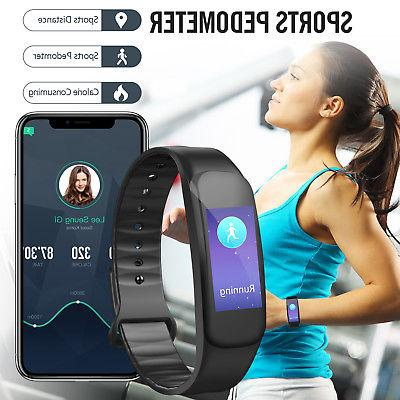 Monitor Fitness Smart Wrist Band Bracelet