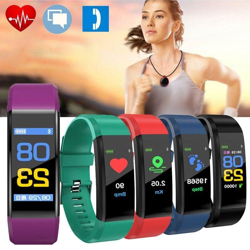 Fitness Blood Heart Rate Monitor Smart